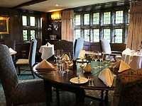 The Restaurant & Bar restaurant, Holdsworth House
