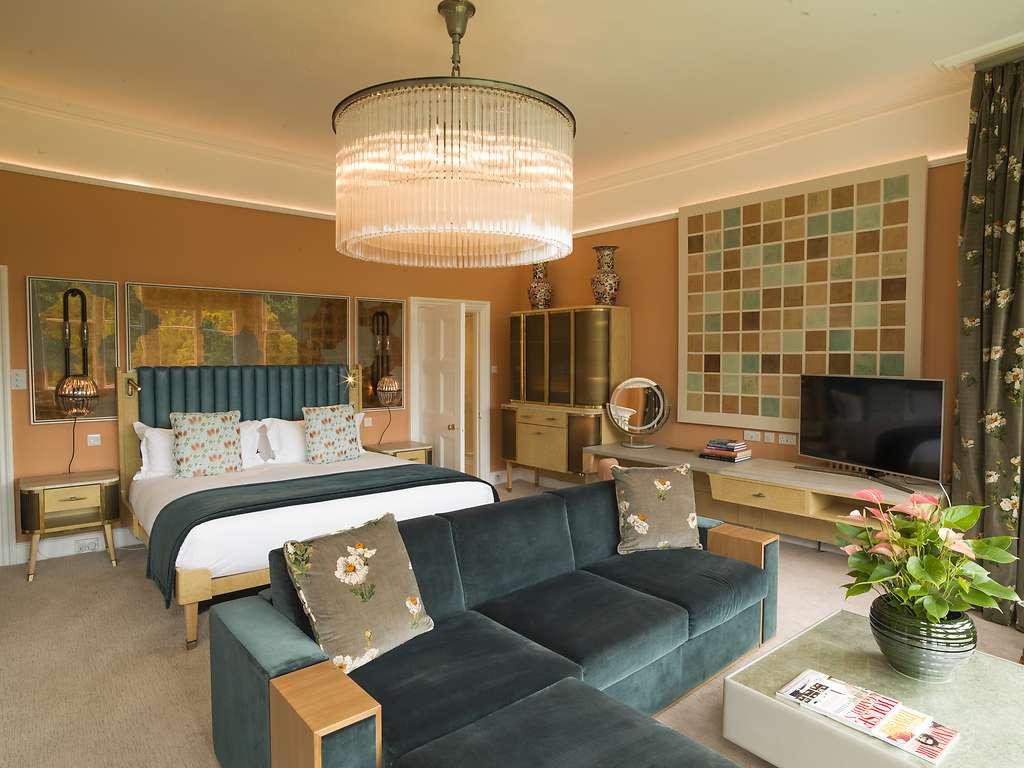 Junior Suite room, Homewood Hotel & Spa