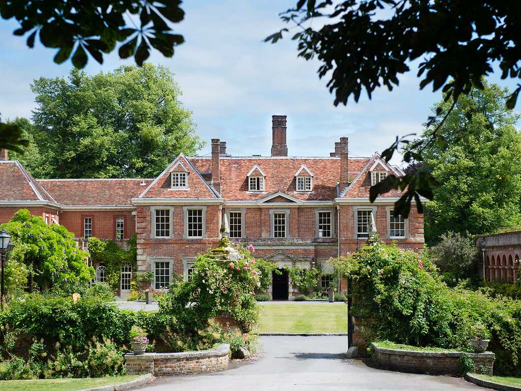 Lainston House Hotel In Hampshire Amp The New Forest And