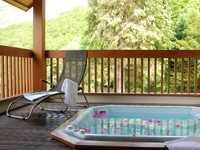 Spa spa, Lake Country House