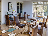 Lounges restaurant, Lake Country House