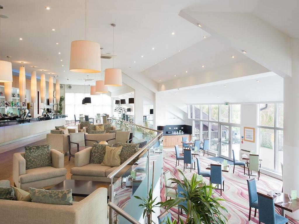 The Bar & Brasserie restaurant, Lakeside Park Hotel & Spa