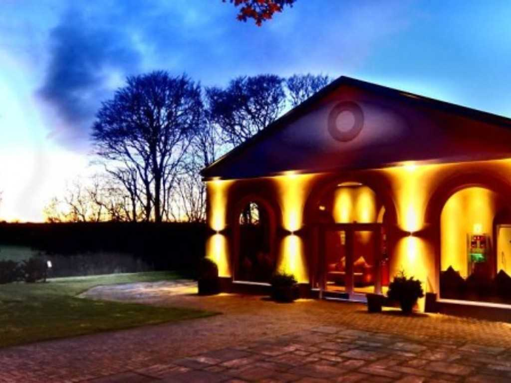 The Spa at Lamphey Court spa, Lamphey Court Hotel