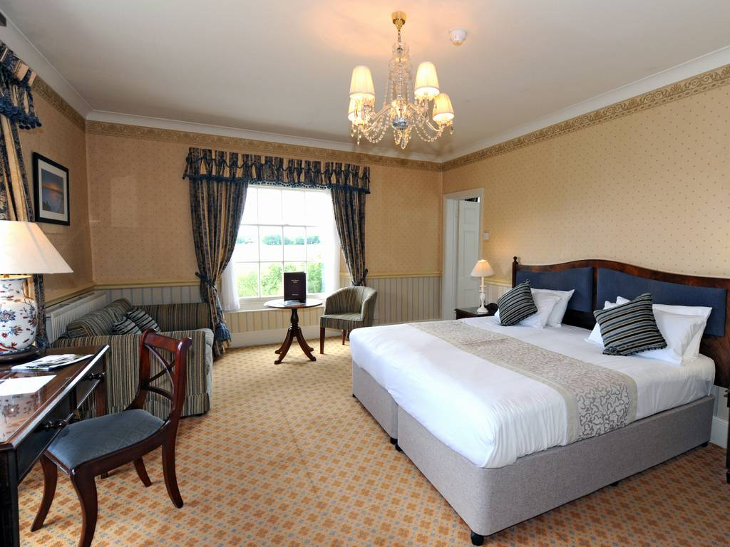 Superior room, Lamphey Court Hotel