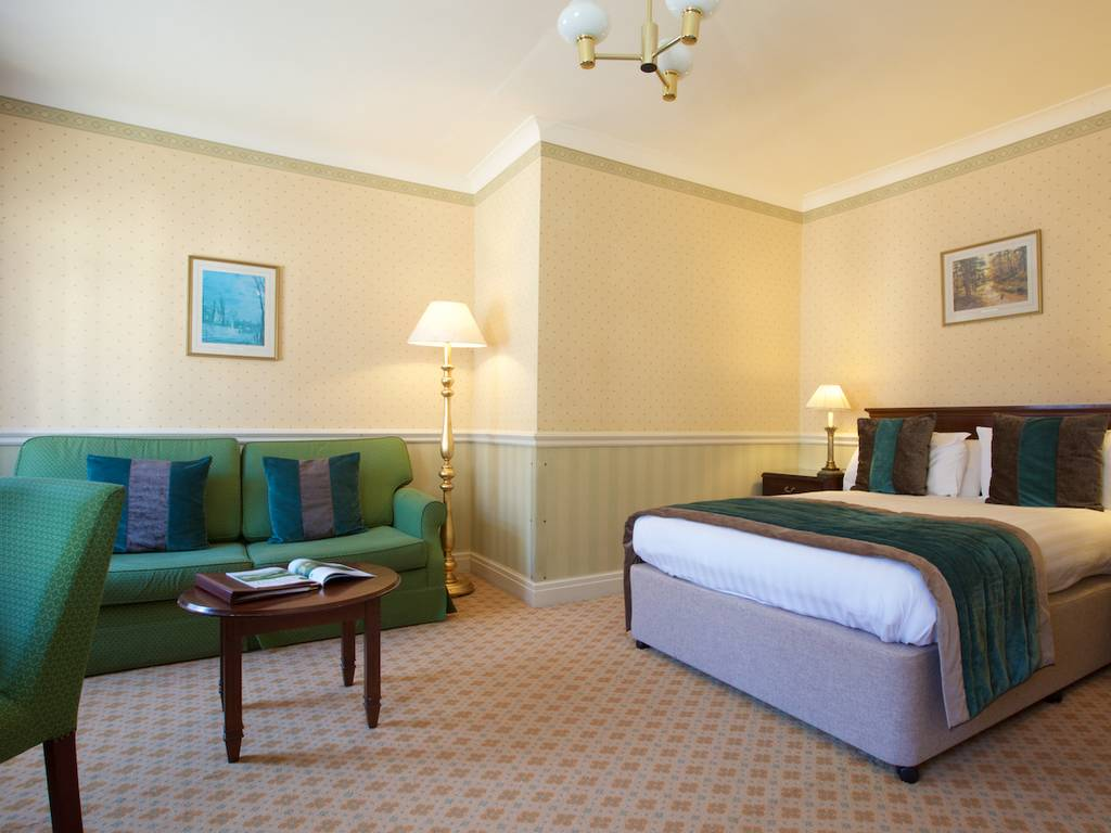 Family room, Lamphey Court Hotel