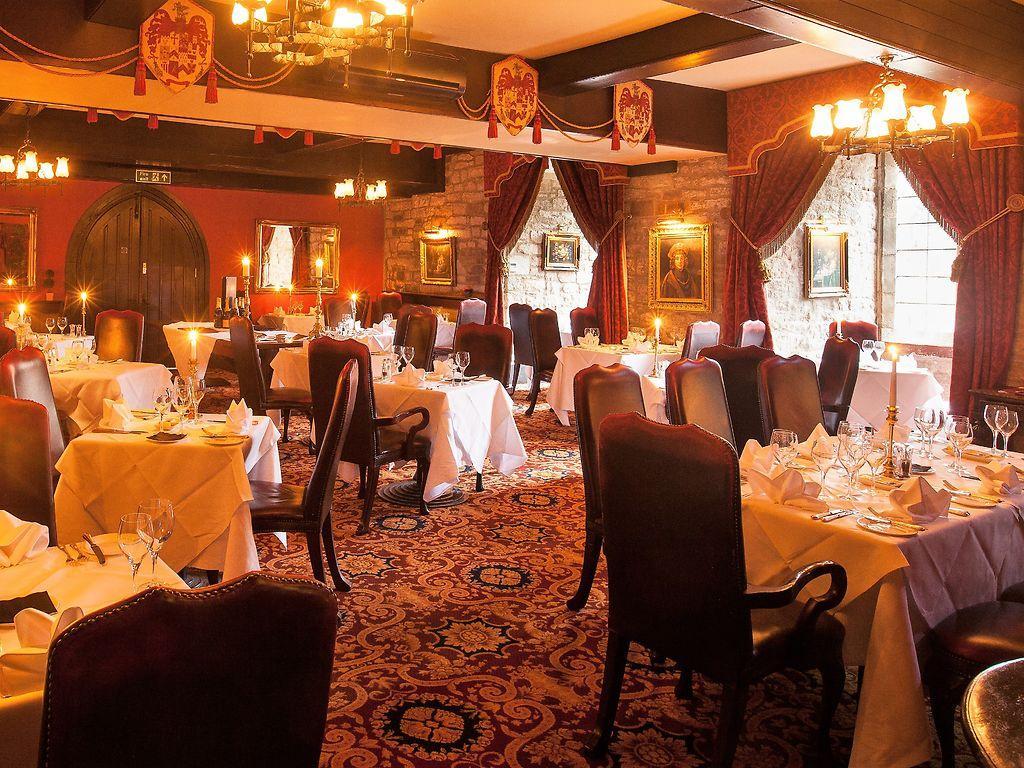 Josephine Restaurant restaurant, Langley Castle