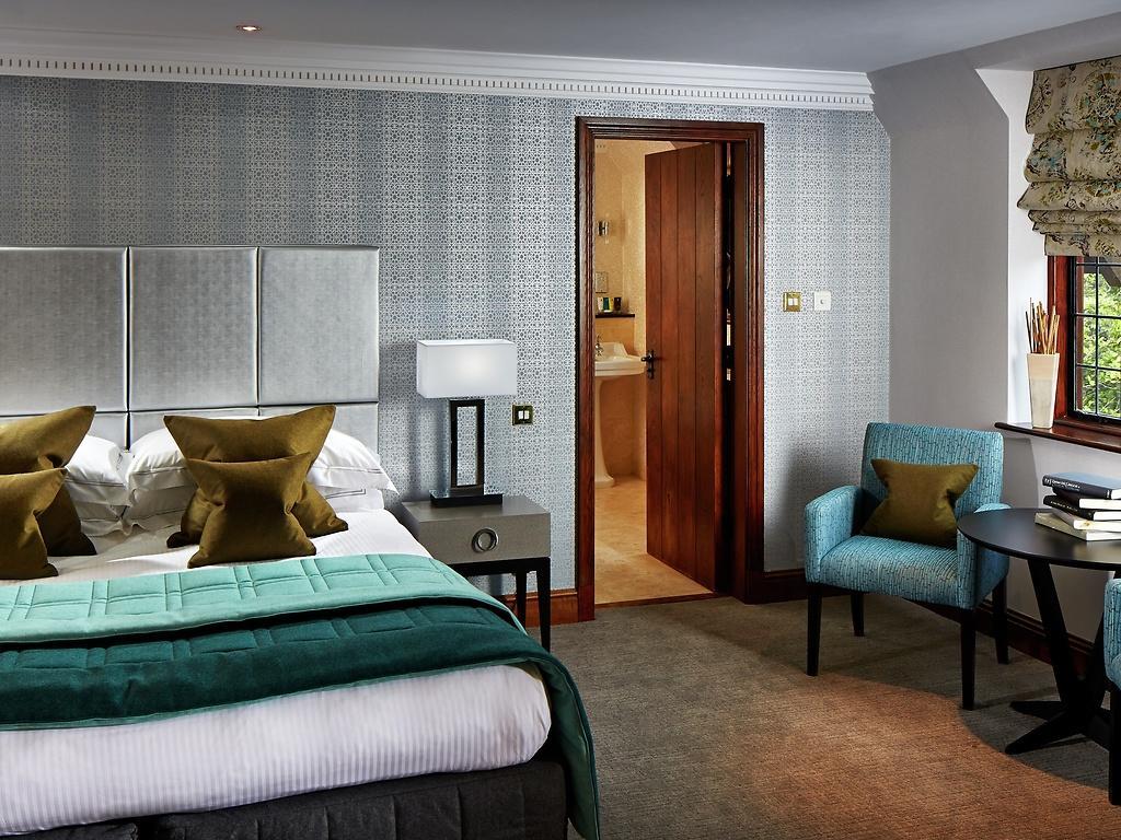 Luxury room, Langshott Manor