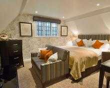 Classic room, Lewtrenchard Manor