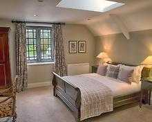 Courtyard room, Lewtrenchard Manor