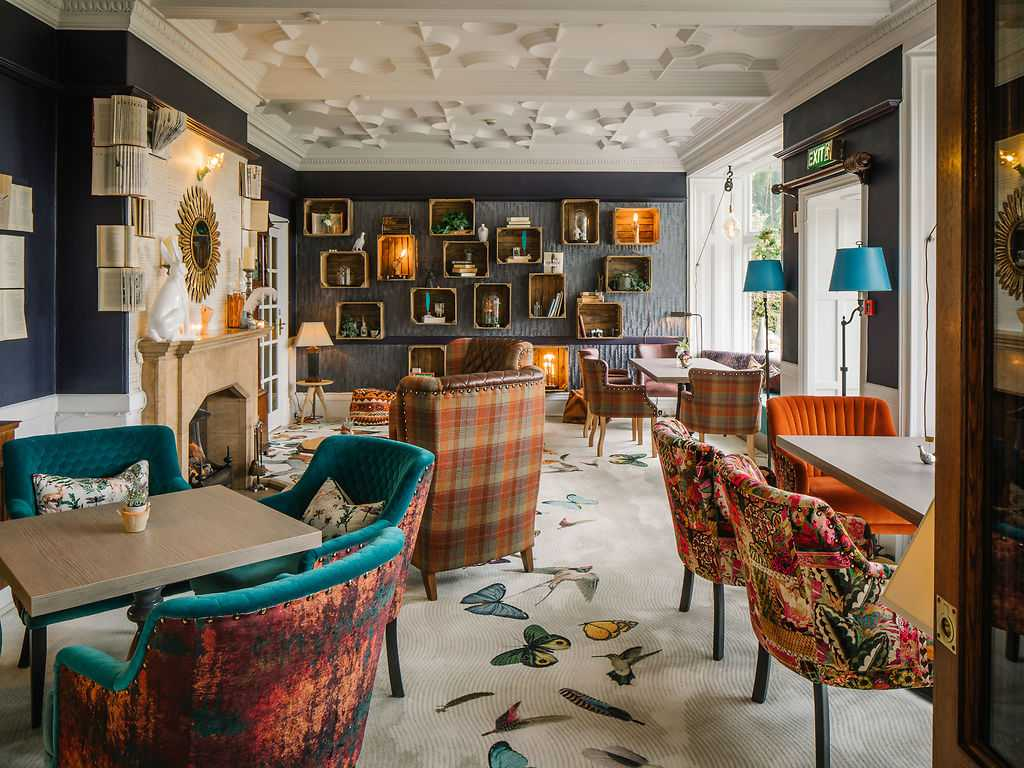 Lindeth Howe Hotel In Lake District And Bowness On