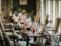 The Dining Room restaurant, Lindeth Howe