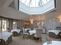 The Atrium (open from the 10th April) restaurant, Lords of the Manor