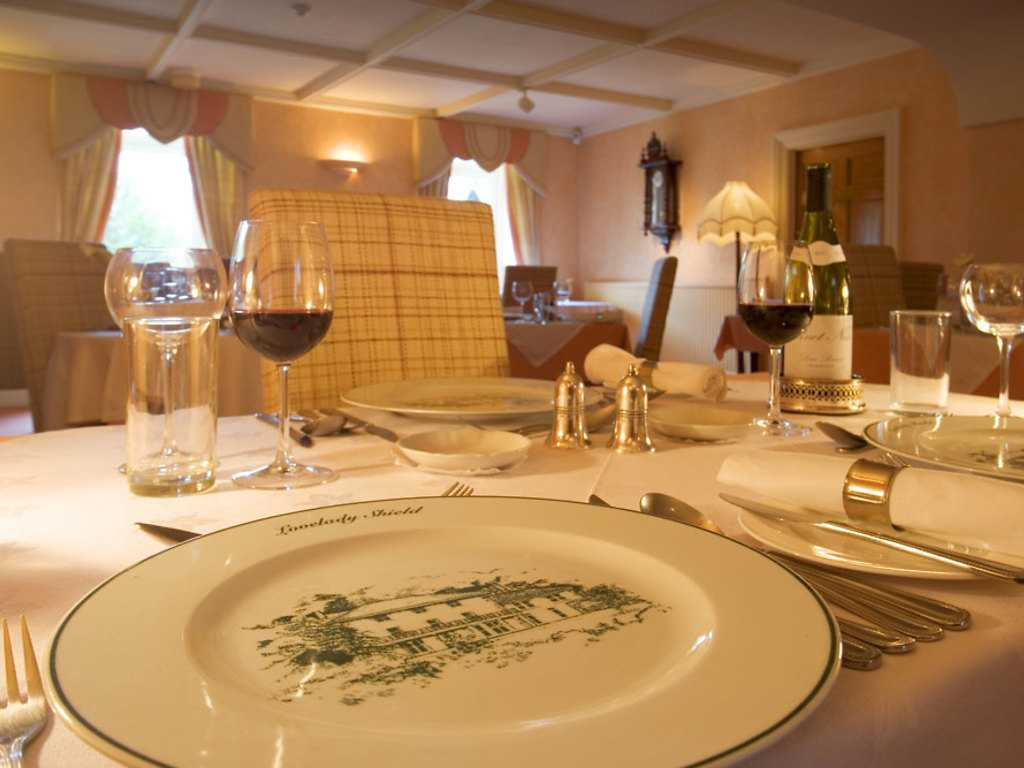 Restaurant restaurant, Lovelady Shield