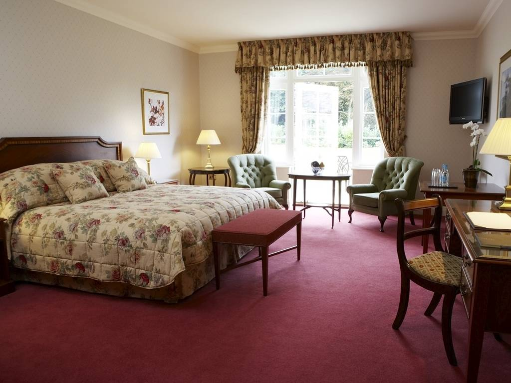 Rooms: Luton Hoo Hotel, Golf & Spa Room And Bedroom Information