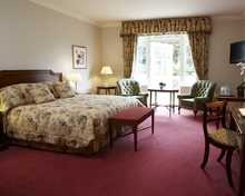 Deluxe room, Luton Hoo Hotel, Golf & Spa