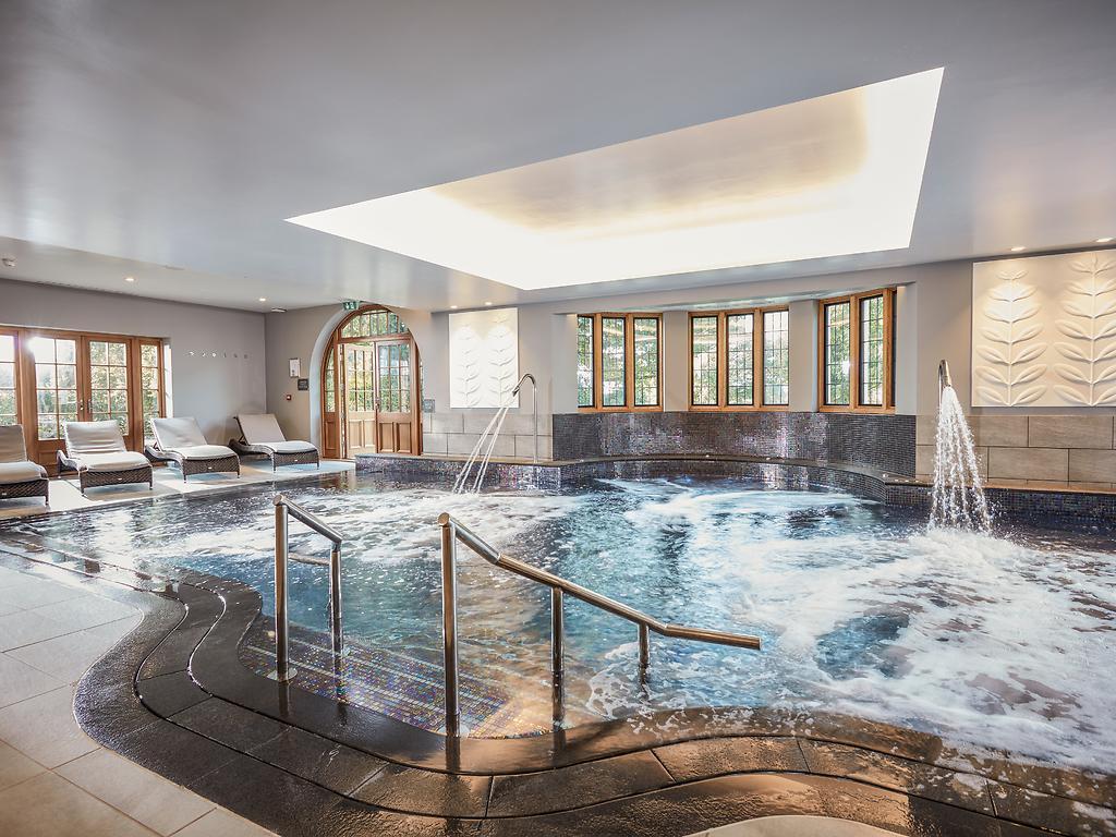 Mallory court hotel spa in warwickshire stratford upon avon and leamington spa luxury for Glasshouse hotel sligo swimming pool