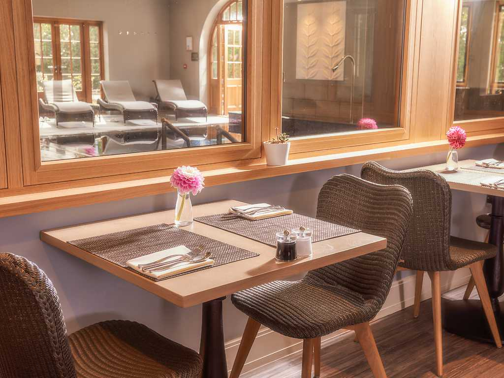 The Brasserie at Mallory Court restaurant, Mallory Court Hotel & Spa