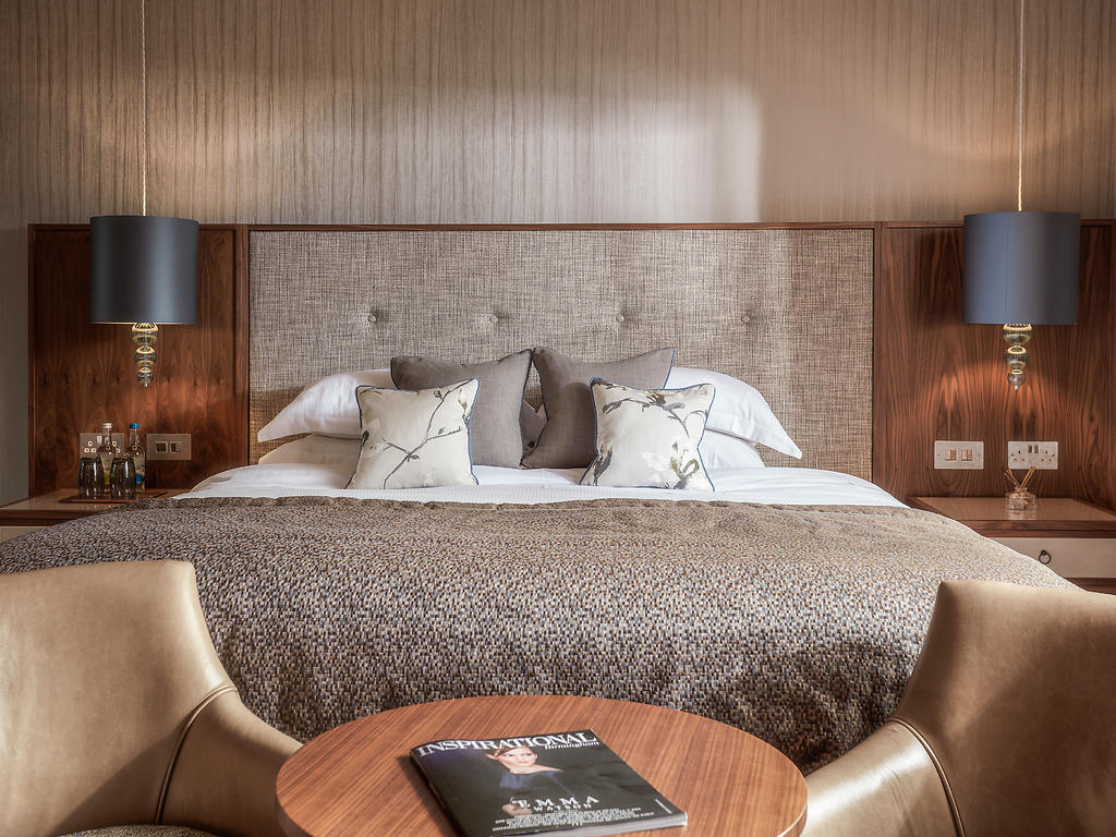 Superior Deluxe room, Mallory Court Hotel & Spa