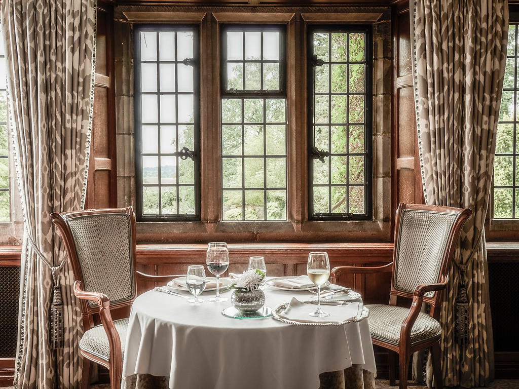The Dining Room restaurant, Mallory Court Hotel & Spa