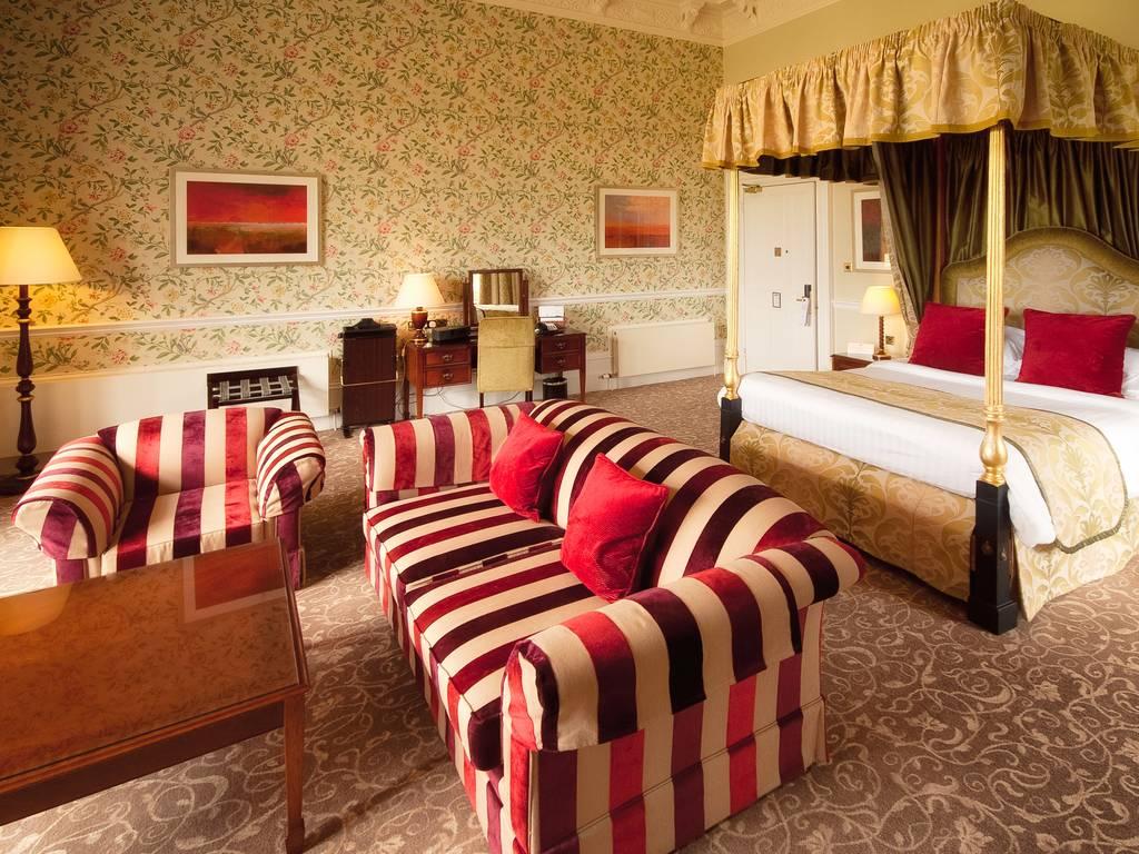 Principal Room room, Matfen Hall Hotel