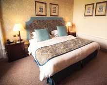 Premier room, Matfen Hall Hotel