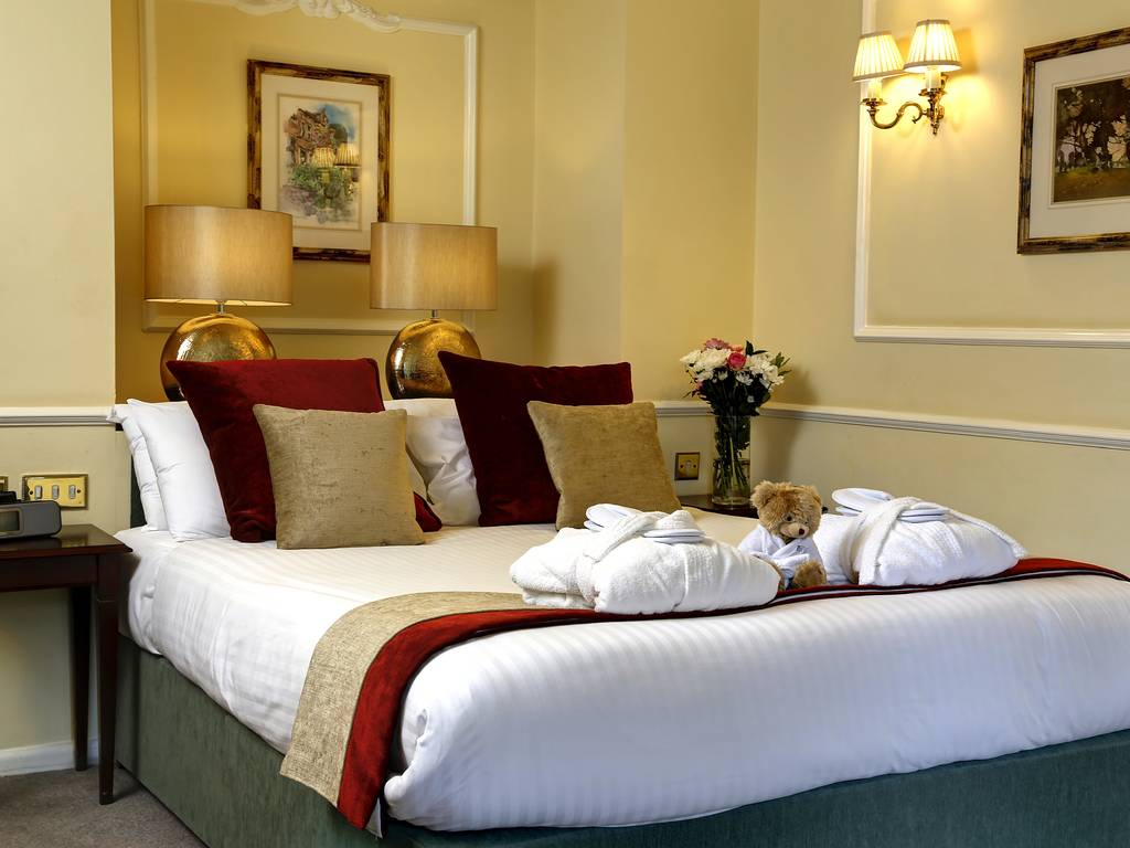 Superior room, Moor Hall Hotel and Spa