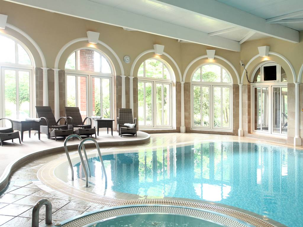 The Spa spa, Moor Hall Hotel and Spa