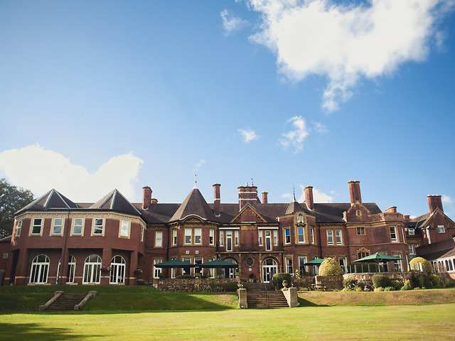 Moor Hall Hotel and Spa