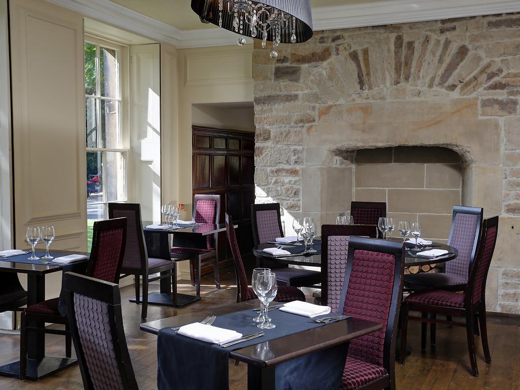 Darcy's restaurant, Mosborough Hall Hotel