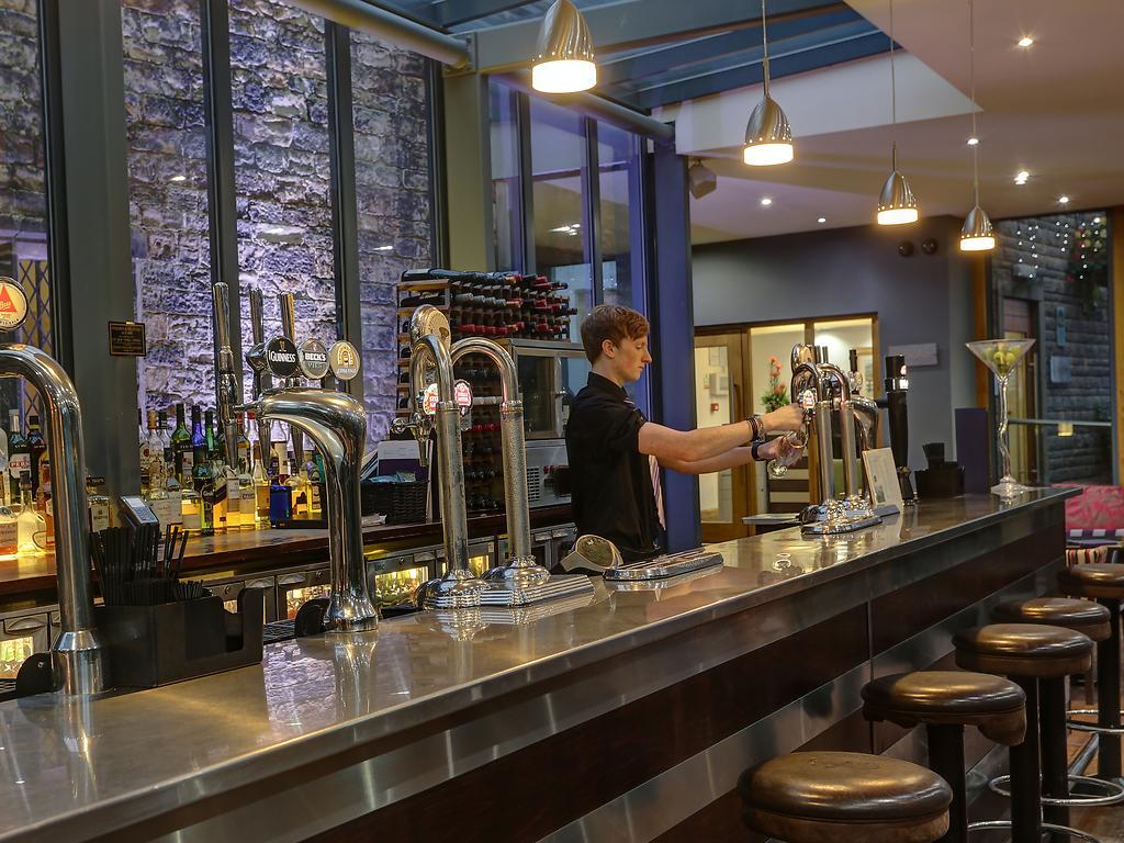 Cocktail Bar restaurant, Mosborough Hall Hotel