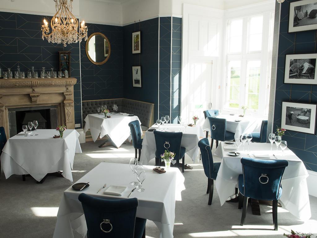 Restaurant restaurant, Paschoe House