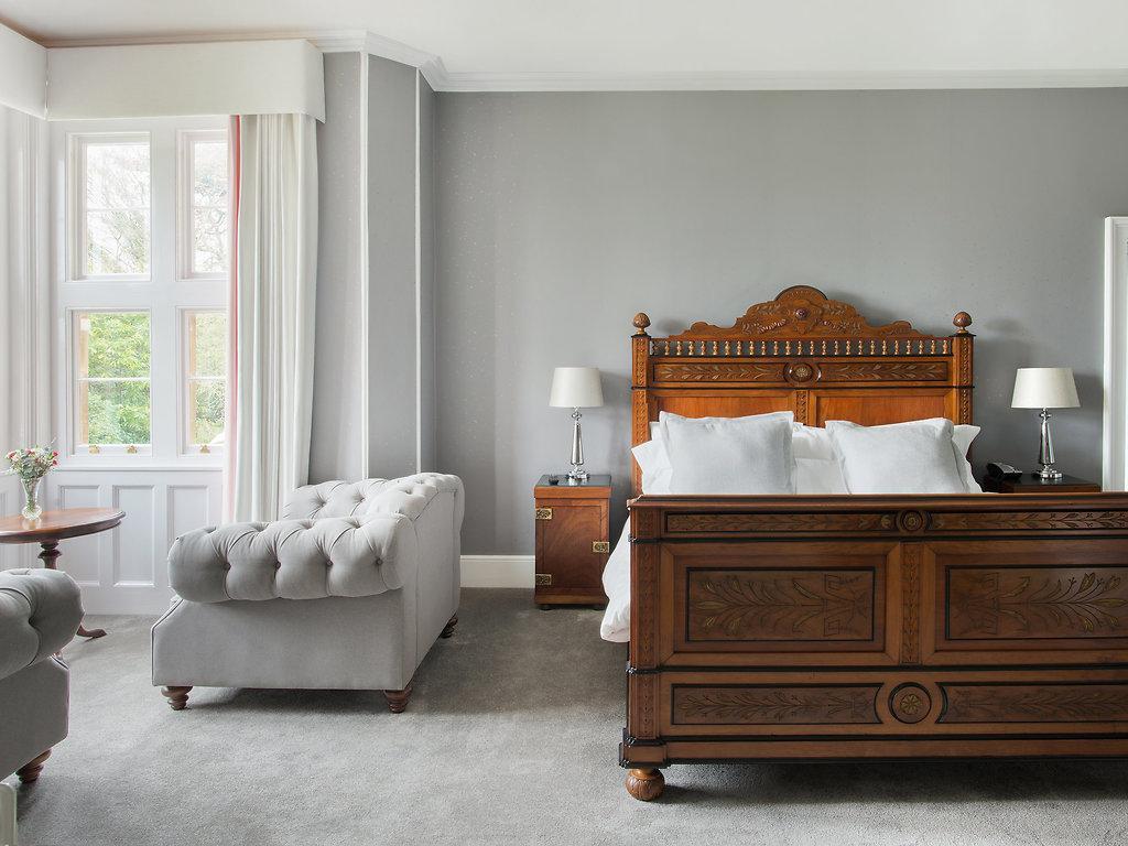 Sensational room, Paschoe House