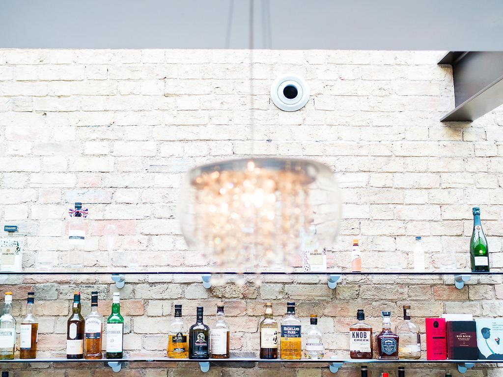 Sonnet Bar & Lounge restaurant, Poets House