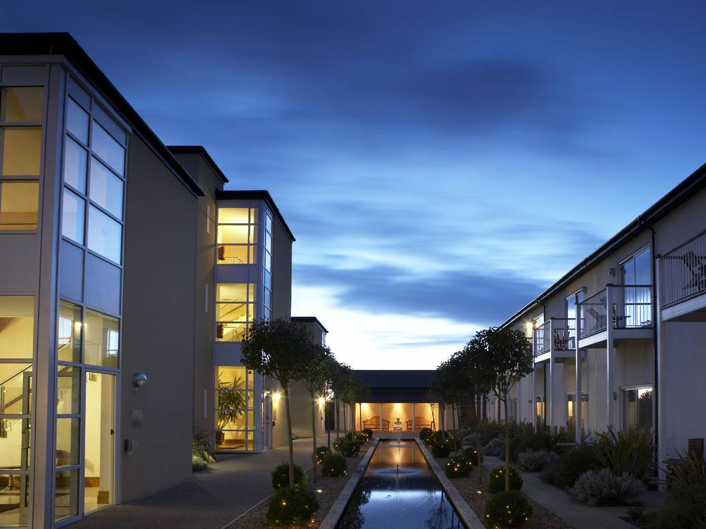 Quay Hotel & Spa in North Wales : Luxury Hotel Breaks in