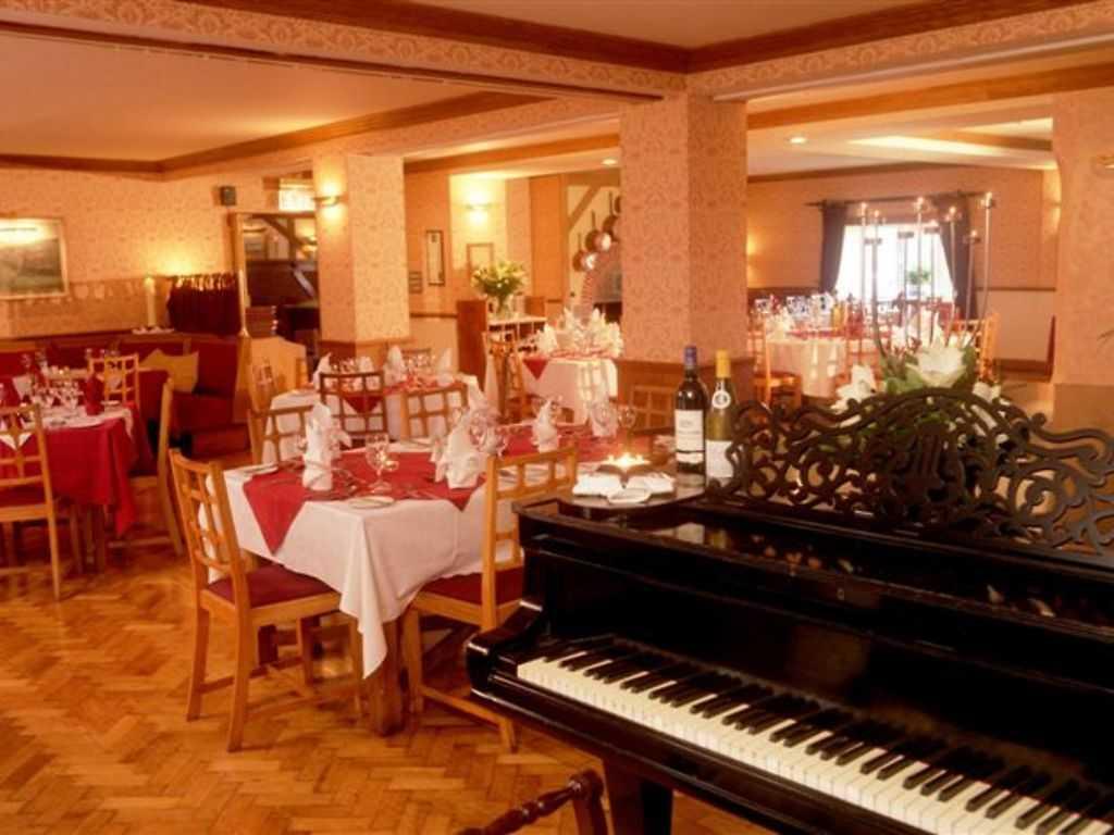 Menu restaurant, Renvyle House