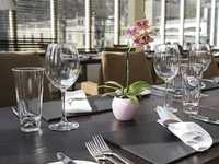 The Grill Room restaurant, Rhinefield House Hotel