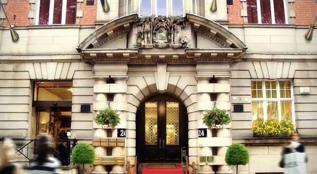 Richmond Hotel Liverpool