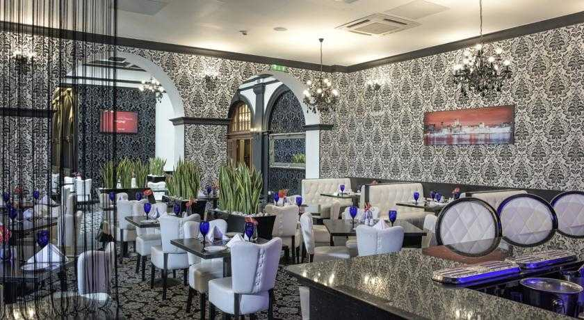 richmond hotel liverpool restaurant  dining and eating
