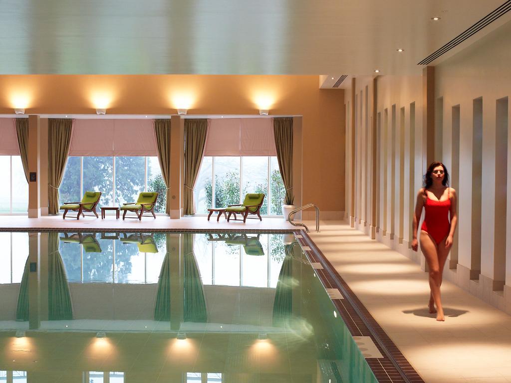 Rockliffe Spa spa, Rockliffe Hall Hotel
