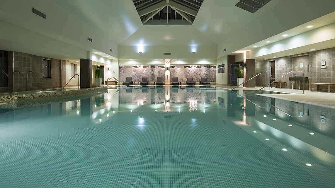 Facilities and things to do at rookery hall hotel spa and around cheshire for Glasshouse hotel sligo swimming pool