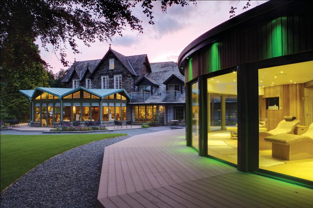 Rothay Garden Hotel In Lake District And Grasmere Luxury