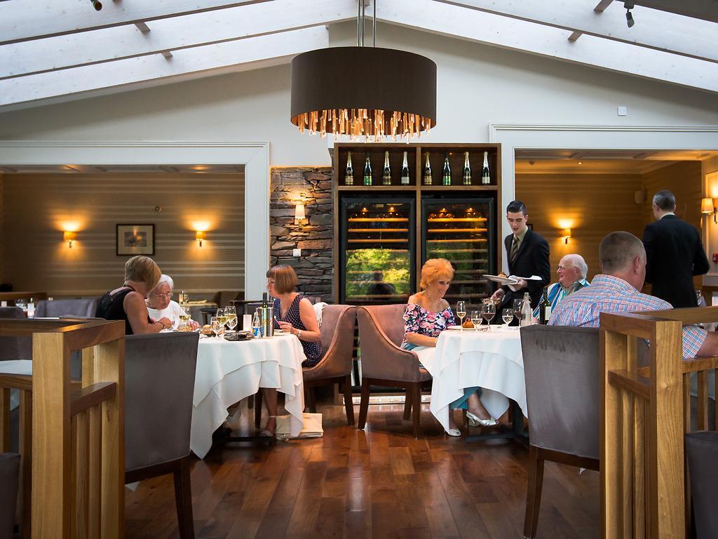 The Garden Restaurant restaurant, Rothay Garden Hotel