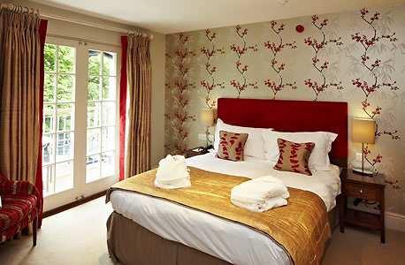 Rydal Room Rothay Garden