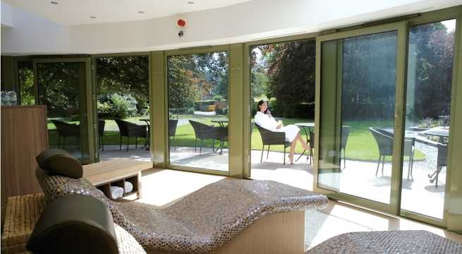 The Riverside Spa spa, Rothay Garden Hotel