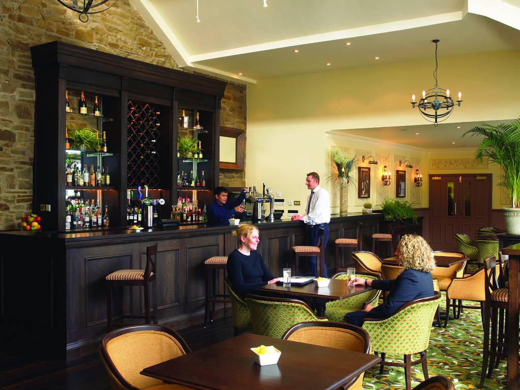 shrigley hall hotel restaurant  dining and eating