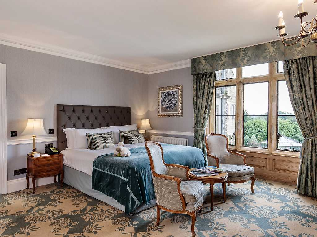 Cosy room, South Lodge Hotel & Spa