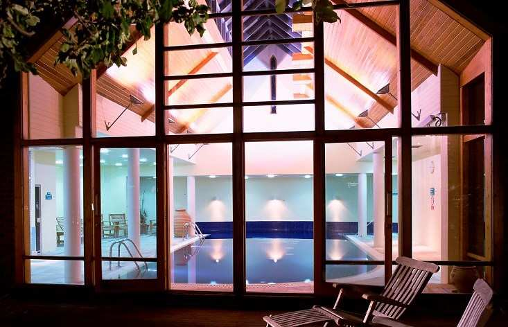 Spread Eagle Hotel Amp Spa Spa Facilities Information And