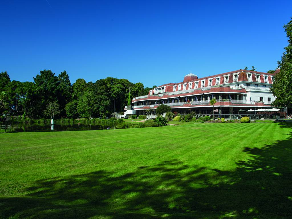 St Pierre Park Hotel Guernsey Spa