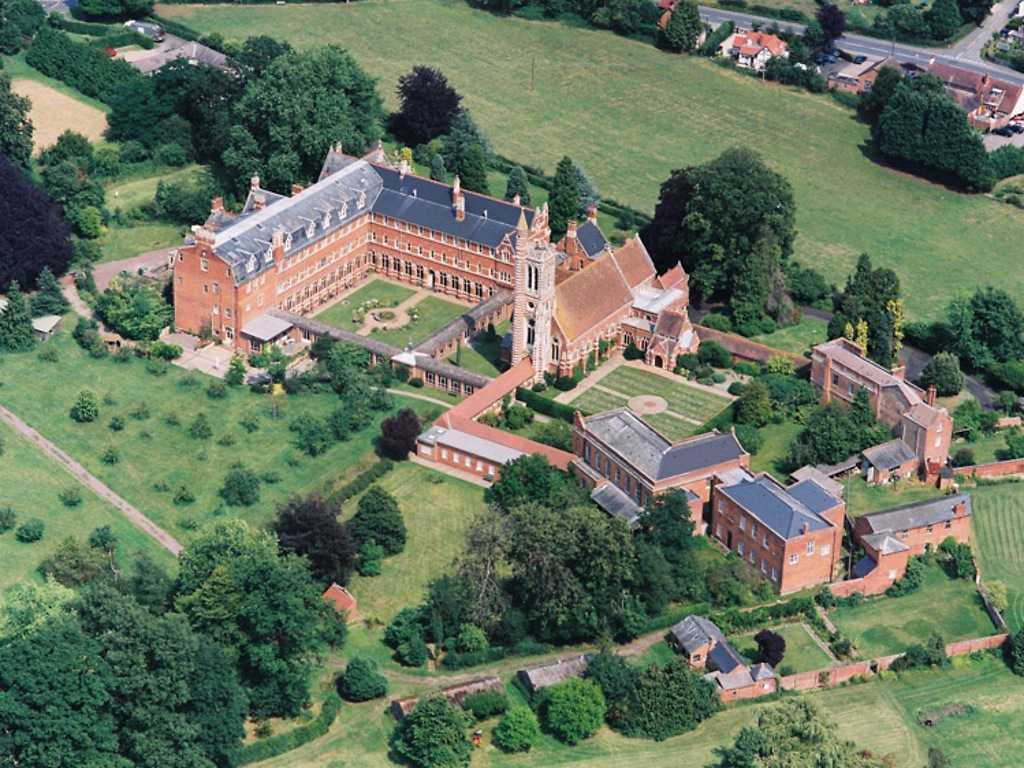 Stanbrook Abbey