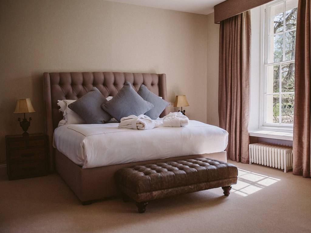Deluxe room, Sudbury House Hotel